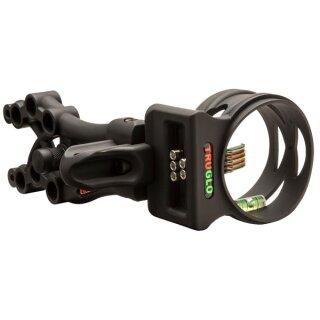 Truglo Sight Carbon XS-Xtreme 5-Pin