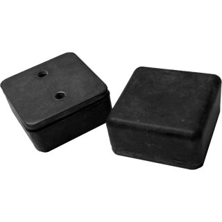 Excalibur Replacement Pads for Dissipator Bars 1991