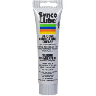 Synco Lube Synthetic Grease (Rail Lubicant Horton) 85g