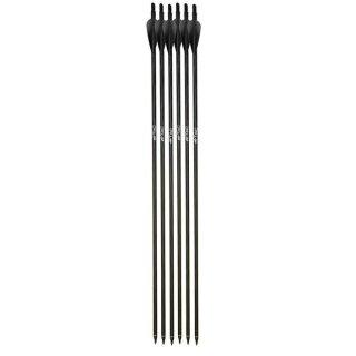 6 Stück PSE TAC ELITE Armbrust Bolzen Carbon