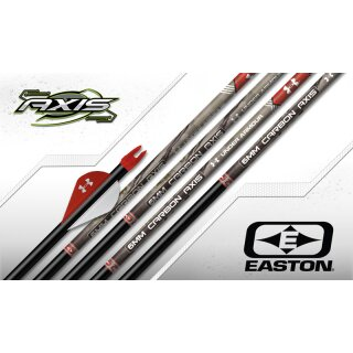 Easton Axis Under Armour 6mm