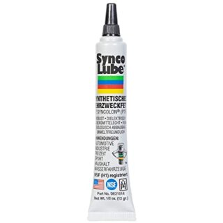 Synco Lube Synthetic Grease (Rail Lubricant Horton) 12g
