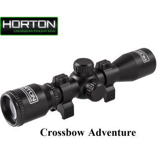 HORTON 4x32 Multi-Line Scope