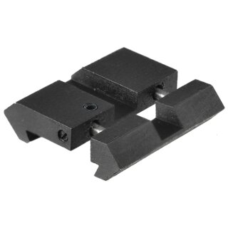 UTG Adapter 11mm Dovetail auf Picatinny MNT-DT2PW01