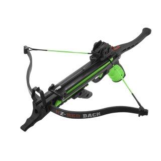 Pistolenarmbrust HORI-ZONE Pistol Crossbow Redback RTS 80lbs schwarz/grün