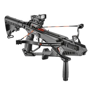Armbrust EK Archery Cobra R9 Deluxe mit Hori-Zone Red Dot